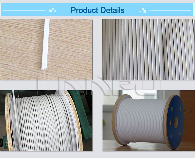 UL Certificate Double Insulated Magnet Wire Paper Covered Wire for Transformer Winding
