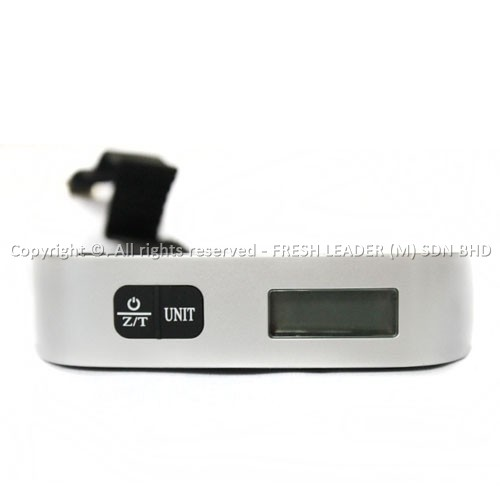 Travelling Digital Luggage Scale