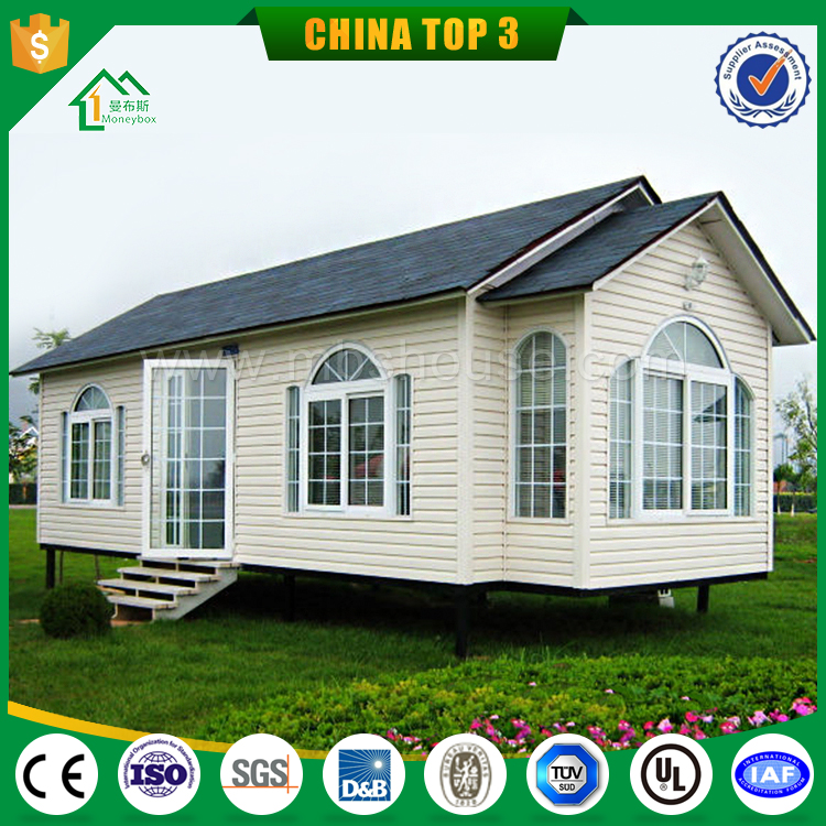 Low cost trailer house ,modular small villas