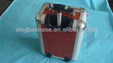 Luggage case belts,luggage pros with polyester and pocket inner,hard shell vip luggage