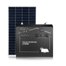 Factory Directly Sale 12V 500W Solar Generator Kit/Solar Energy Kit