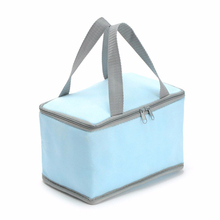 Heavy duty thermal adult lunch box insulated lunch bag eco waterproof supermarket cooler bag
