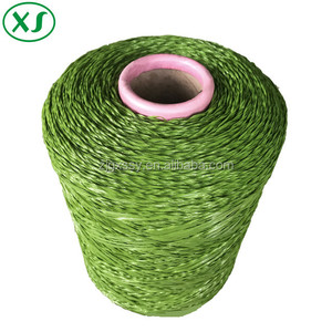 Spine shape monofilament yarn artifical grass yarn
