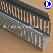 Good Price DC Wiring Duct/Slotted Cable Trunking/Wire Duct
