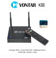 VONTAR KIII Android 5.1.1 TV Box 2GB/16GB K3 Amlogic S905 2.4/5G Dual Wifi 1000M Gigabit LAN BT4.0 UHD 4K 3D KODI