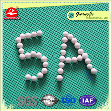 Water absorbing pellets 5A Molecular Sieve desiccant synthetic for co2 absorbers