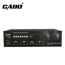 600W wireless high power dj amplifier price