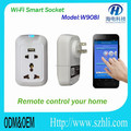 Home automation smart gsm switch socket app control