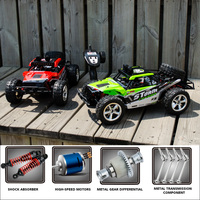 High quality 1/12 4wd off road buggy rc toy car