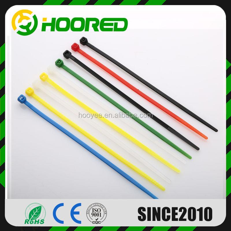 Wholesale nylon 66 Self-Locking velcro cable tie