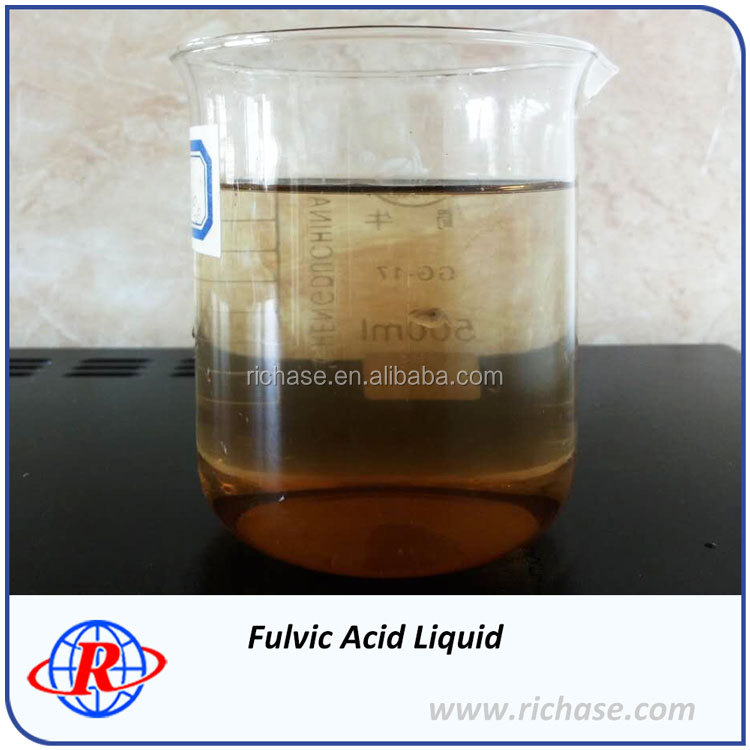 humic acid fulvic acid concentrate liquid