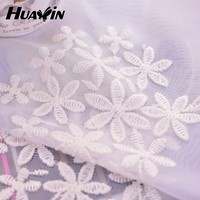 organza embroidery lace,curtain accessory,fabric and textile
