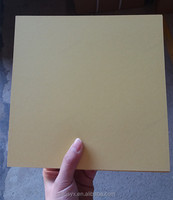 Double sides adhesive rigid and foam pvc sheet for photo album making