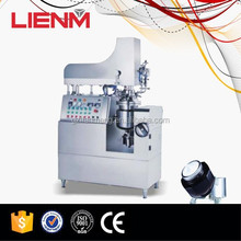 Vacuum Laboratory Cosmetic Cream Mixer Emulsifier Homogenizing