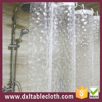 DLD005 EVA 3d shower curtain