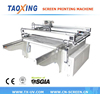 Large format Screen Printing Machine with Moving Table