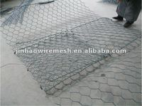 PVC coated Hexagonal Gabion Wire Mesh Factory Supplier