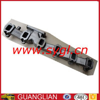 Dongfeng exhaust manifold pipe 3016627 for construction machinery claralee@sygl.cn