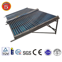Split Solar heating System vacuum solar collector china