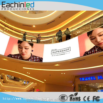 Shenzhen Professional indoor full color HD P4 p3.9 led video wall/led display panel/led screen