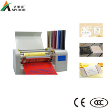Newest Hot Selling Digital Foil Printer/Foil Stamping Machine/gold foil printing machine Amydor 360C