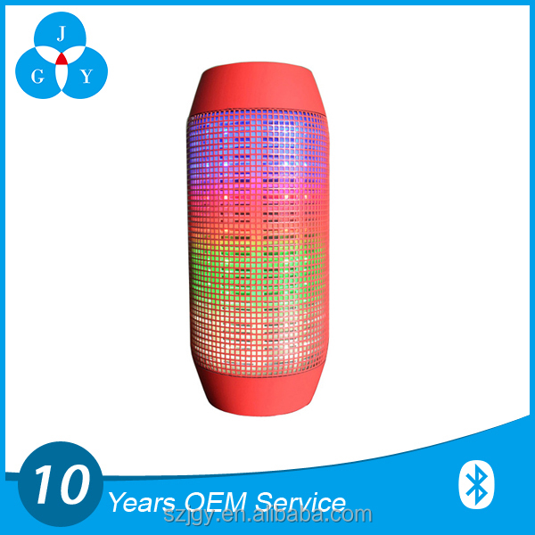 2017big power popular active type wireless bluetooth speaker with TFcard