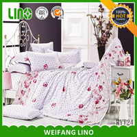 newest design canopy bed sheets
