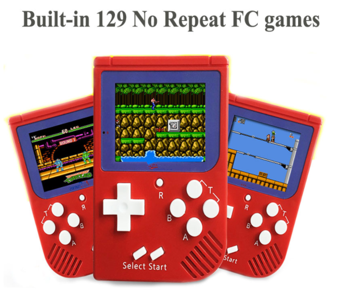 16 bit Built-in Handheld mini video game console