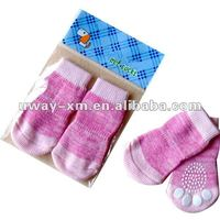 UW-PSK-314 Lovely series stockings for pet winter protection,pet daily use