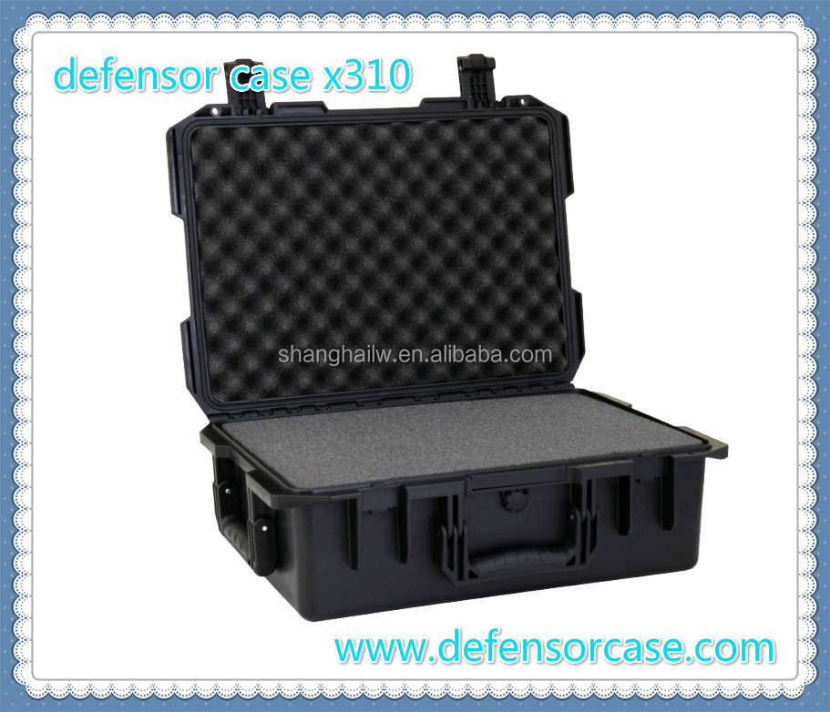 X310-hard plastic case for instrument