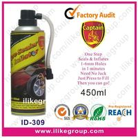 Captain Tyre Sealer and Inflator