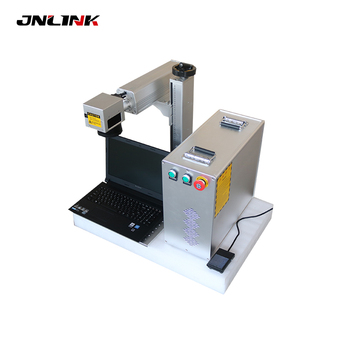 Good character 20w 30w 50w for small business idea European standard/ laser marking machine