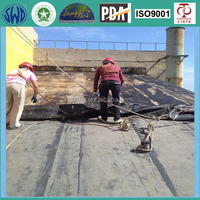 industrial plants wall polyurea polyurethane roof coating