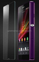 tempered glass screen protector for sony xperia v