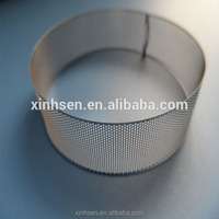 high precision smoking pipe filter wire mesh for smoke sensor