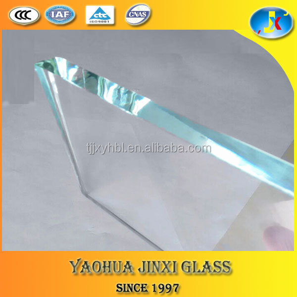 Extra Clear Glass For Construction Real