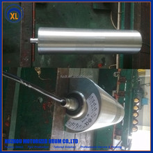 mini small drum motor roller for roller conveyor motorized roller durm motor