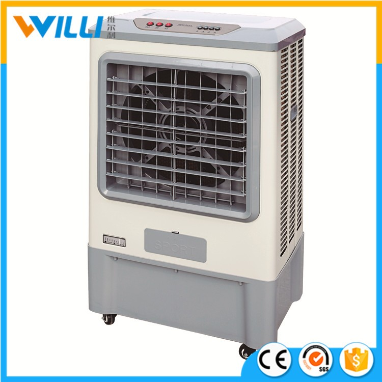 evaporative air conditioner/portable air conditioning