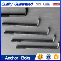 Factory price/ high strength bent anchor bolt exporter
