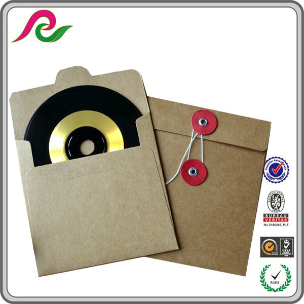 CD packing button envelope Specialty Use Envelopes
