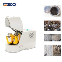 Micro powder grinding planetary ball mill machine, cosmetic powder pulverizer