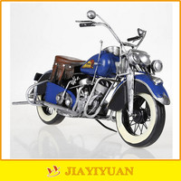 Vintage Iron Handmade Motorcycle Model for home decoration