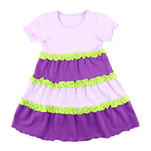 Children Frocks Designs Elegant Summer Dresses Kids Girls Dresses