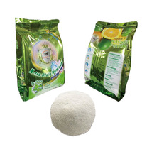 High Effective Apparel Washing Powder Formula