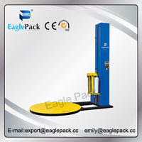 ET300PPS Pallet wrapping machine with CE