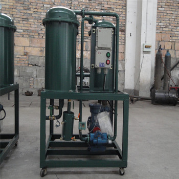provide TLA-50 junneng light fuel oil purifier/oil filter refinery