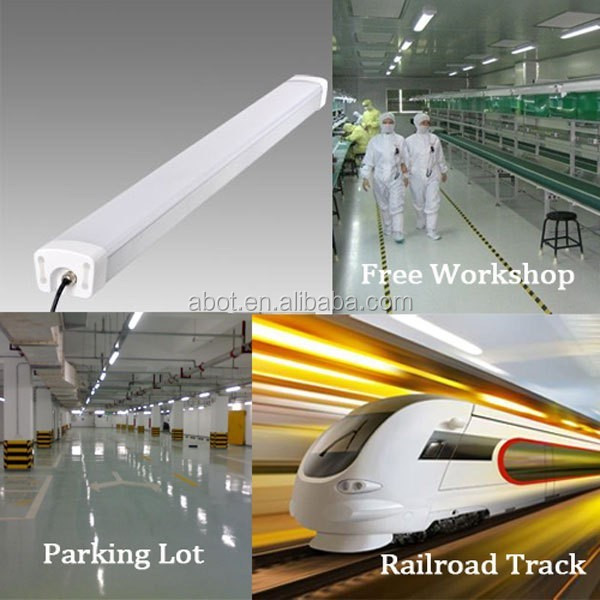 High Protect and Energy-saving LED light,suspension or wall mounting used in pool/house/subway/train/tunnel