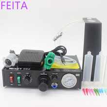 2017 Hot Selling Factory Price 220V FT-982 Auto Glue Dispenser Solder Paste Liquid With Precision Dispenser