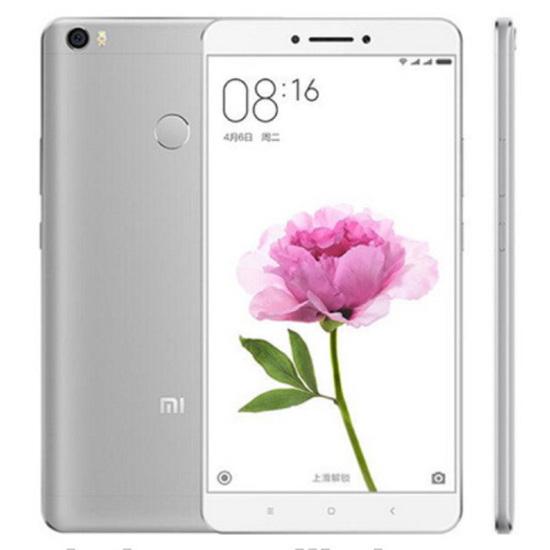 Best In India 2016 Xiaomi Mi Max China Company 6 Inch 3GB 32GB ROM MIUI 8 Android 6.0 6.44 inch Smartphone Mobile Phone