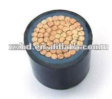 low voltage underground cable xlpe insulated pvc sheathed electrical power cable in zhengzhou China with good price